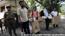 Sri Lanka Wahl 2019 | Wahllokal