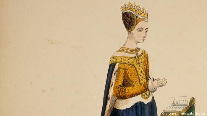 Königin Margarethe von Schottland