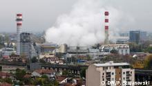 Nordmazedonien | Luftverschmutzung in Skopje