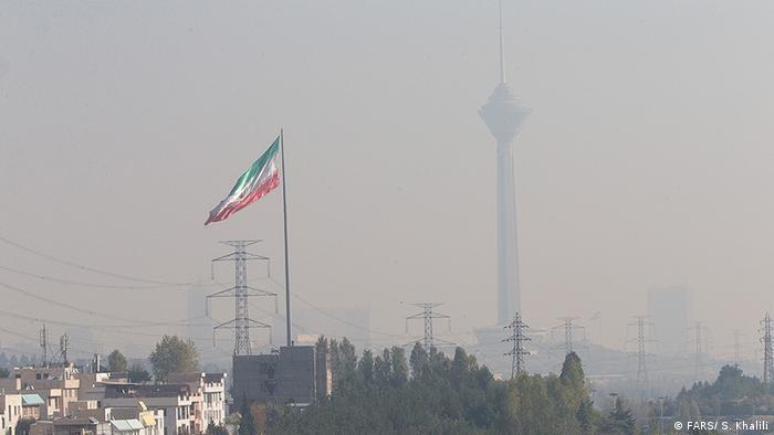 Iran Smog