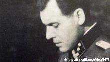 Josef Mengele SS Offizier Kriegsverbrecher Auschwitz-Birkenau
