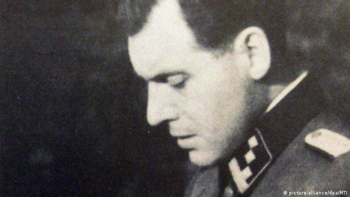 Josef Mengele SS Offizier Kriegsverbrecher Auschwitz-Birkenau (picture-alliance/dpa/MTI)
