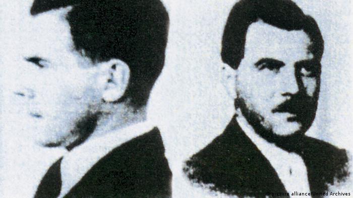 Josef Mengele undatiert (picture alliance/United Archives)