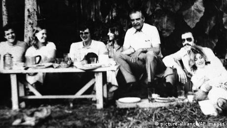 Brasilien vermutlich Josef Mengele um 1970