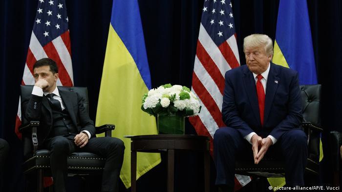Selenskyj und Trump Ende September in New York