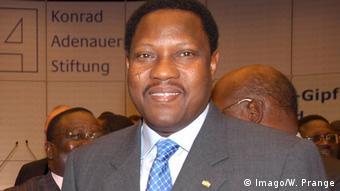 Hama Amadou shugaban jam'iyyar adawa ta Lumana Afrika