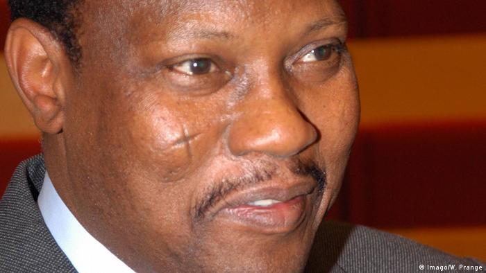 Hama Amadou (Imago/W. Prange)