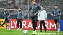 Fussball - DFB Training Duesseldorf