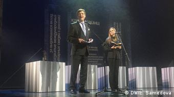 Председатель правления Фонда Фридриха Наумана Карл-Хайнц Паке (Karl-Heinz Paqué)