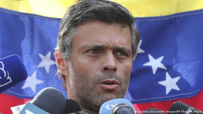 Venezuela Leopoldo Lopez