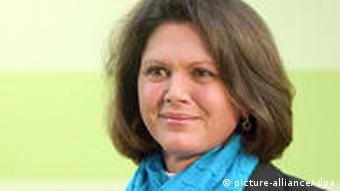 Consumer Affairs Minister Ilse Aigner has been a strong critic of Google
