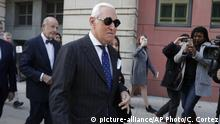 USA Washington | Prozess Roger Stone (picture-alliance/AP Photo/C. Cortez)