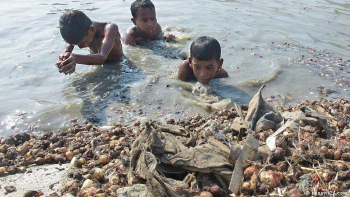 Bangladesch Zwiebeln Entsorgung (bdnews24.com)
