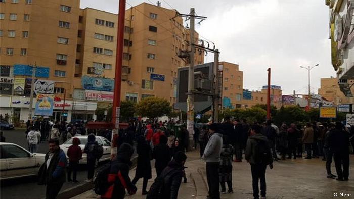 Iran Benzinpreiserhöhung & Proteste