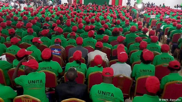 Angola UNITA 2019 Kongress