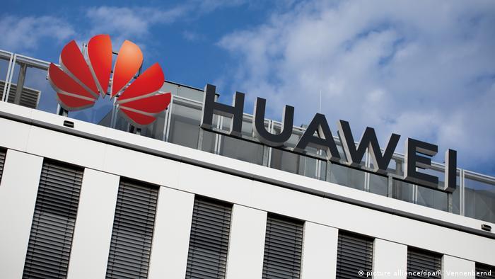 Deutschland Mobilfunkausbau l Huawei 5G