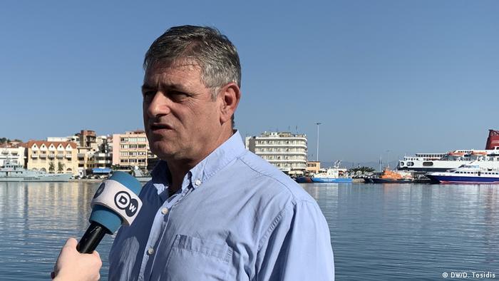 Griechenland l Migranten auf Lesbos - Dimitris Tosidis