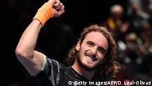 Tennis l ATP Finals l Rodger Federer vs Stefanos Tsitsipas