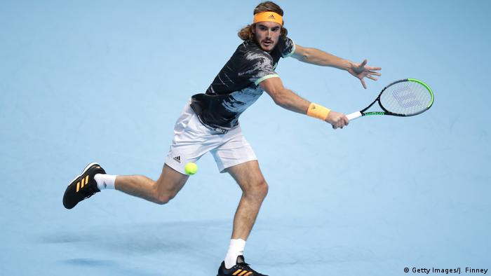 The Great New Hope: Stefanos Tsitsipas the leading light of tennis' next generation