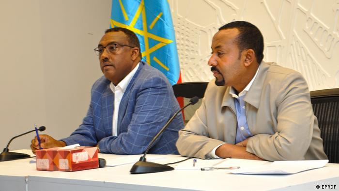 Äthiopien | Abstimmung EPRDF