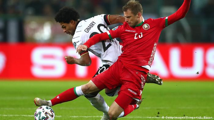 Germany Book Place At Euro 2020 After Belarus Rout Sports