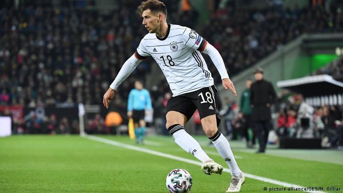 Fussball UEFA EM 2020 Qualifikation l Deutschland vs Weißrussland - Leon Goretzka
