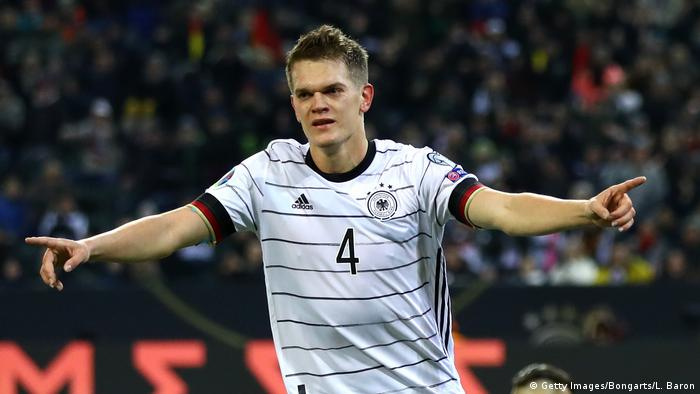 Deutschland Sichert Sich Ticket Zur Euro 2020 Sport Dw