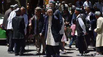 Уйгуры в Синьцзяне, май 2019 года