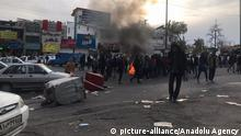 Iran Benzinpreiserhöhung & Proteste in Teheran