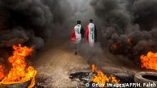 Irak l Anti-Regierungsproteste und Ausschreitungen in Basra