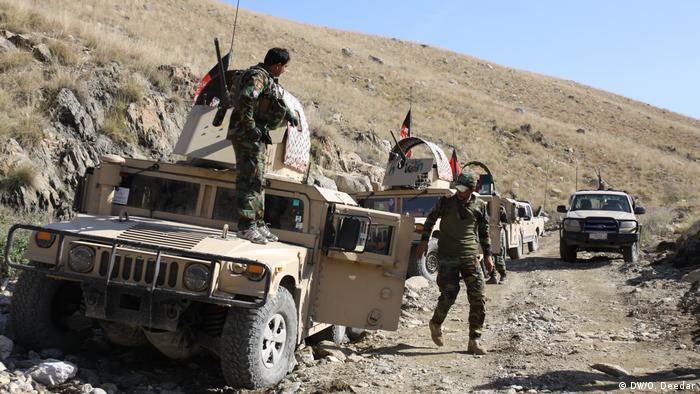 Afghanistan | Gefangene in Khost (DW/O. Deedar)