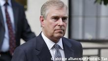 Großbritannien l Prince Andrew bestreitet Missbrauchssvorwürfe
