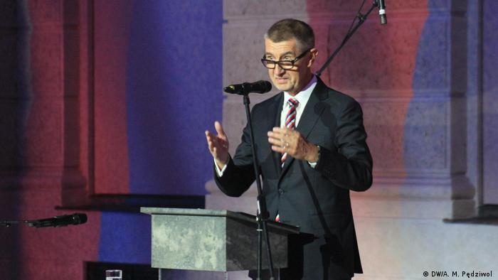 Tschechien l Treffen der Ministerpräsidenten der Visegrader Gruppe V4 in Prag - Babiš Andre