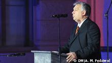 Tschechien l Treffen der Ministerpräsidenten der Visegrader Gruppe V4 in Prag - Viktor Orbán