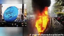 Iran Proteste nach Benzinpreiserhöhung