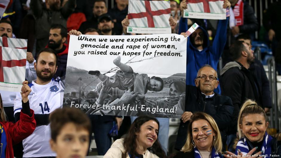 Kosovo Vs England