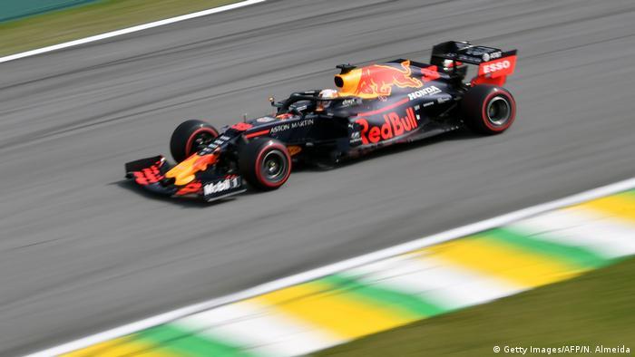 Formel 1 - Großer Preis von Brasilien   Max Verstappen
