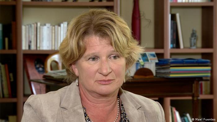 Annick Gauthier, majka ubijene Hélène Gauthier