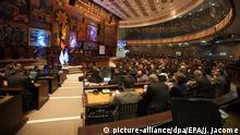 Ecuador Parlament