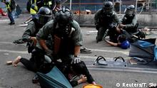 Proteste in Hongkong