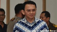 Basuki Tjahaja Purnama indonesischer Politiker