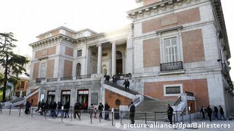 Prado Muesum in Madrid