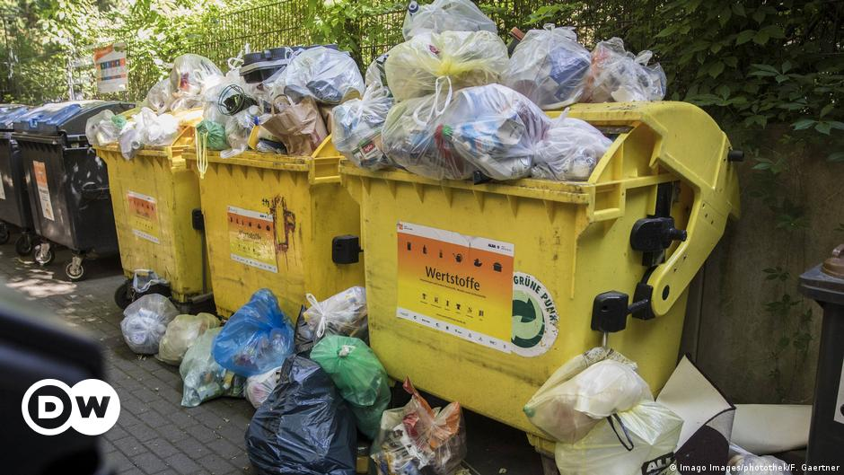 Germany: Packaging waste mounts despite recycling uptick
