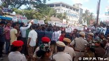 Cab Protest Assam
