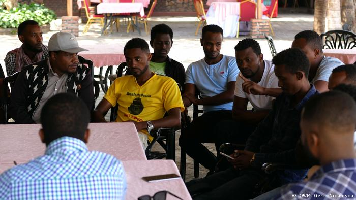 Äthiopien Ejjetto Diskussion