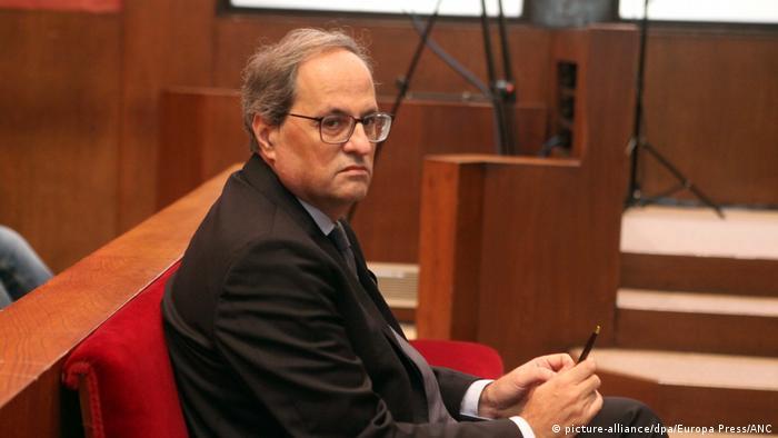Жоакім Торра у суді