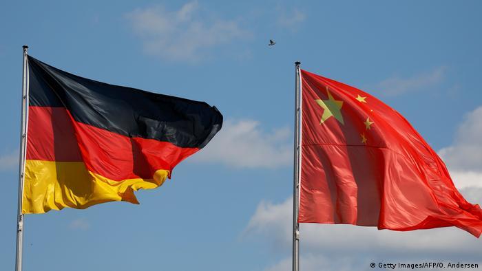 Symbolbild Deutschland China