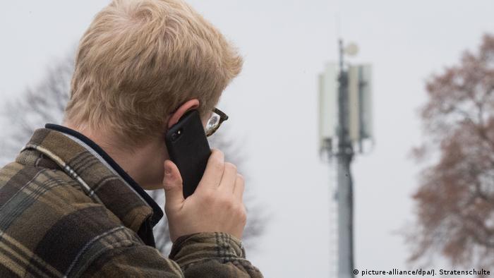 Germania, deficitară la acoperirea cu semnal mobil