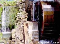 Uso tradicional da hidroenergia