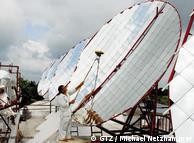 Na Índia, a escola Muni Seva cozinha à base de energia solar